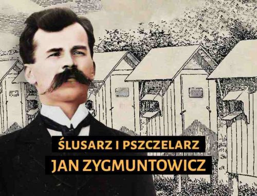 Jan Zygmuntowicz. Ślusarz i pszczelarz – FILM