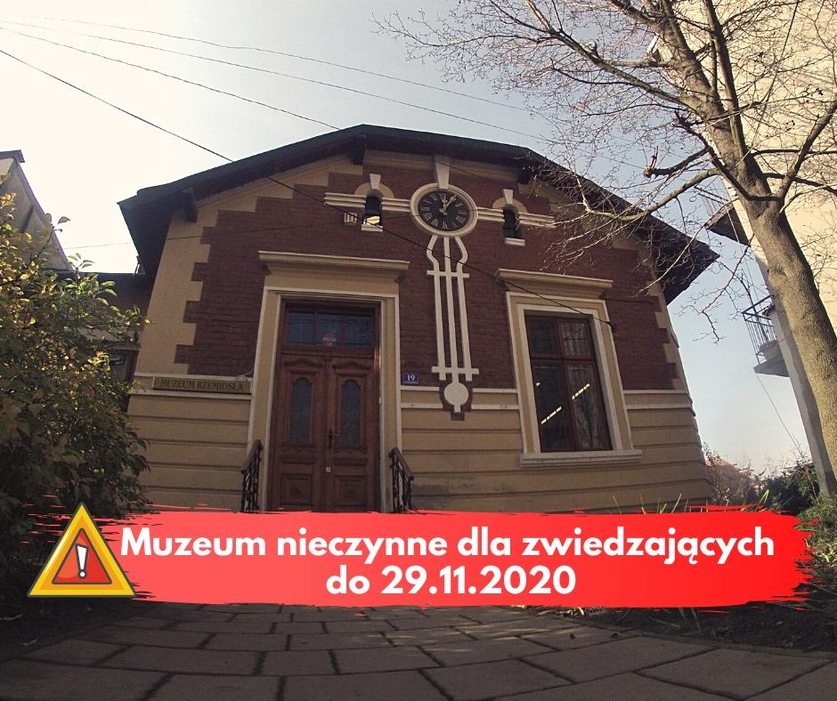 Budynek Muzeum Rzemiosła w Krośnie