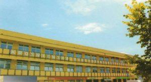 Budynek Krośnieńskiej Biblioteki Publicznej w Krośnie