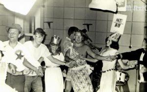 Krośnieńskie bale i zabawy w XX wieku
