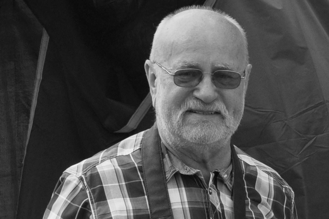 Czesław Matelowski, fotografia biało-czarna.