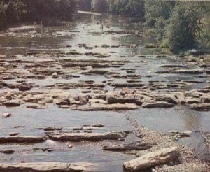 Widok na rzekę