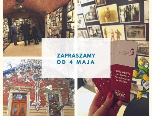 Muzeum Rzemiosła oraz Piwnica PodCieniami otwarte dla zwiedzających od 04.05.2021 r.