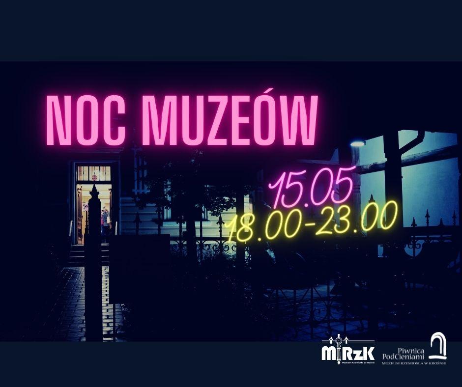 NOC MUZEÓW, 13.03